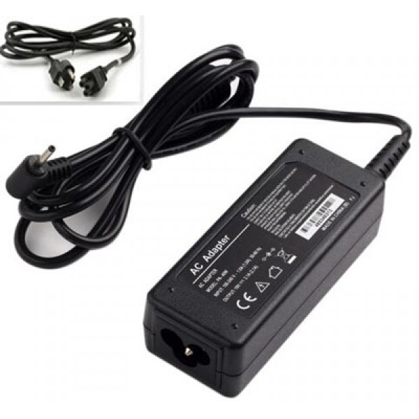 45W AC Power Adapter Charger for Toshiba Satellite Click 2 L30W-BST2N23 19V 2.37A