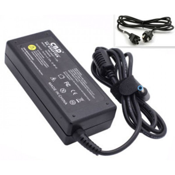 19.5V AC Adapter For HP 15-g068ca TouchSmart Power Supply Cord