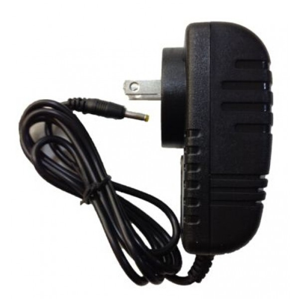 12V AC Adapter For WD My Book Elite With Power Cord