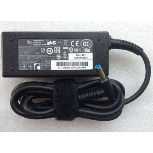 19.5V HP Pavilion x2 13-r100dx AC DC Power Supply Cord